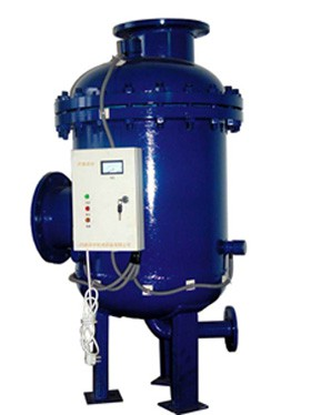 山东全程综合水处理器