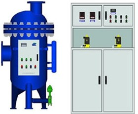 山西综合水处理器